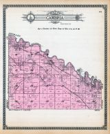 Cambria Township, Minnesota River, Morgan Creek, Blue Earth County 1914